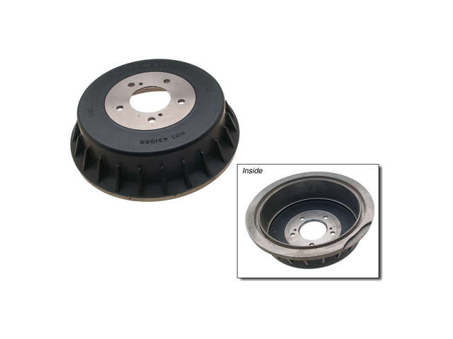 Nissan Quest Brakes > Nissan Quest Brake Drum