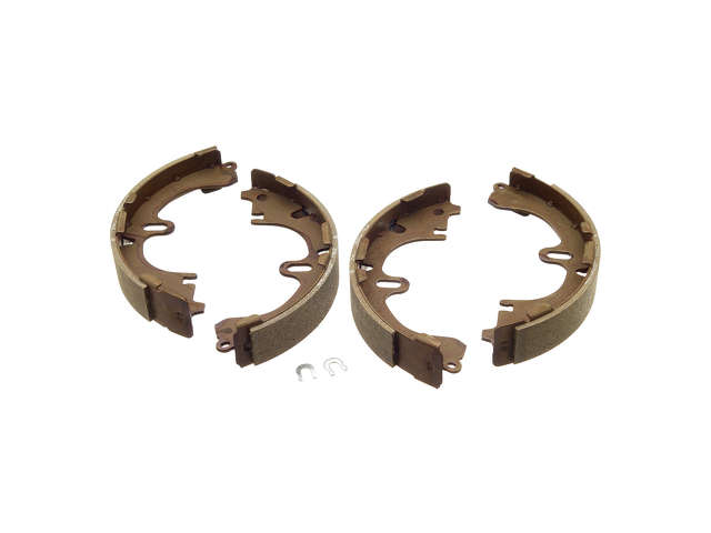 Toyota Brake Shoe Set > Toyota Corolla Brake Shoe Set