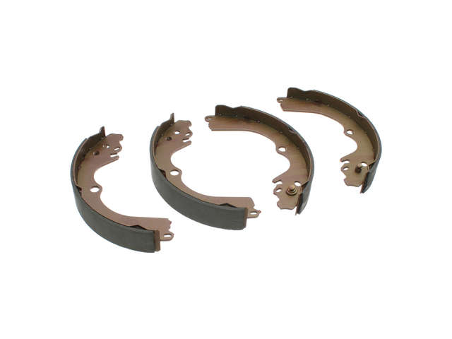 Subaru Brake Shoe Set > Subaru Impreza Brake Shoe Set