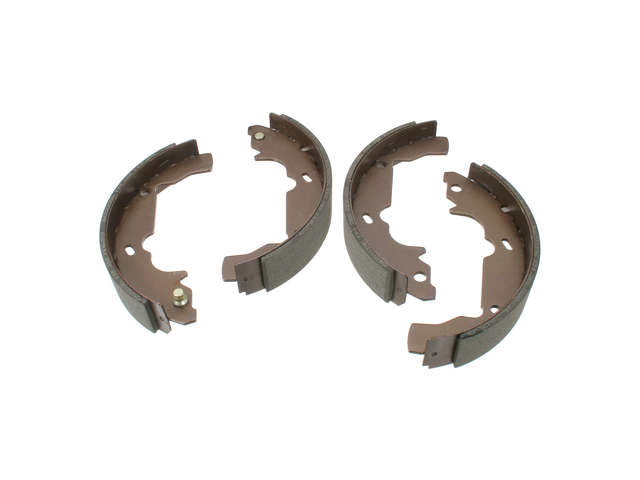 Toyota Brake Shoe Set > Toyota Sienna Brake Shoe Set