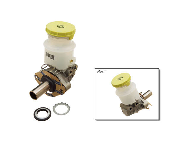 Isuzu Trooper Brake Master Cylinder > Isuzu Trooper Brake Master Cylinder