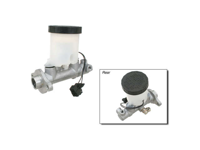 Mazda Miata Clutch Master Cylinder > Mazda Miata Brake Master Cylinder