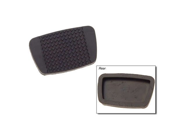Mazda B3000 Brake Pads > Mazda B3000 Brake Pedal Pad
