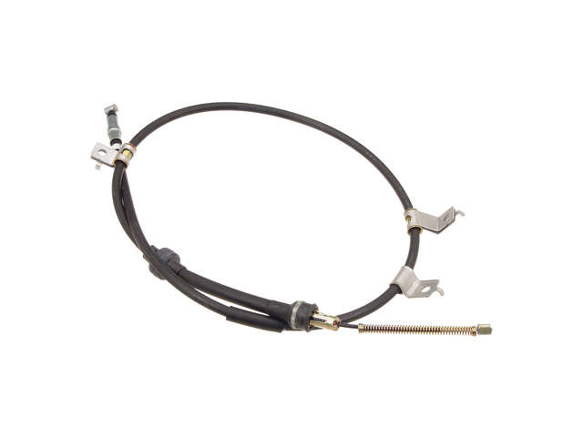 Honda Brake Reservoir > Honda Civic Parking Brake Cable