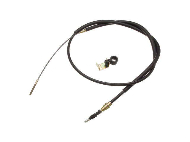 Saab Brake Pressure Switch > Saab 9000 Parking Brake Cable