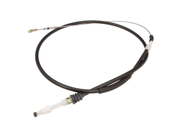 Volvo Hood Release Cable > Volvo 760 Parking Brake Cable