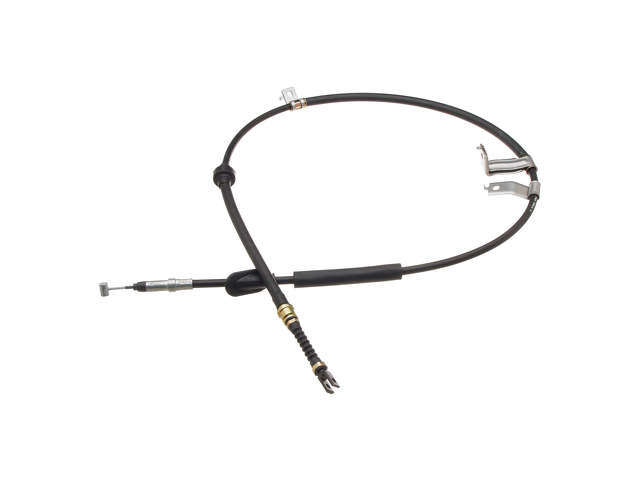 Honda Brake Accumulator > Honda Civic Parking Brake Cable