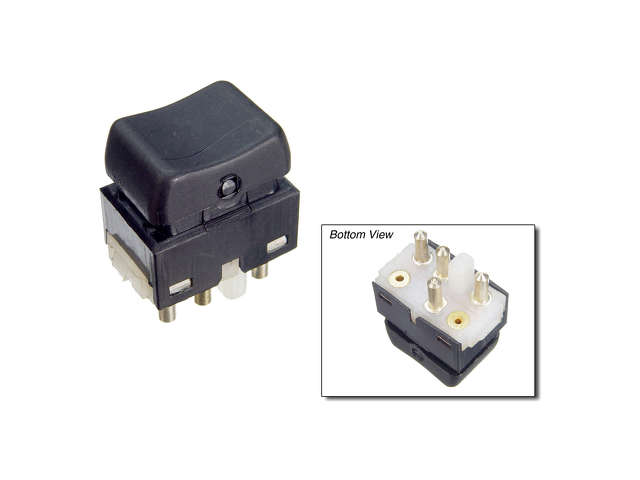 Volvo 940 Turn Signal Switch > Volvo 940 Window Switch