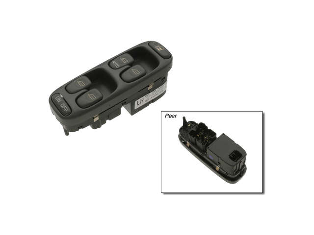Volvo V70 Turn Signal Switch > Volvo V70 Window Switch Panel