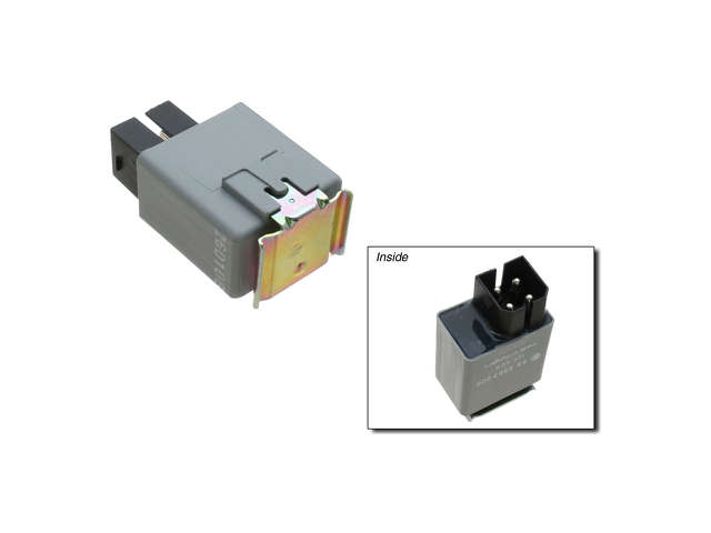 Volvo Starter Relay > Volvo 850 Fuel Injection Relay
