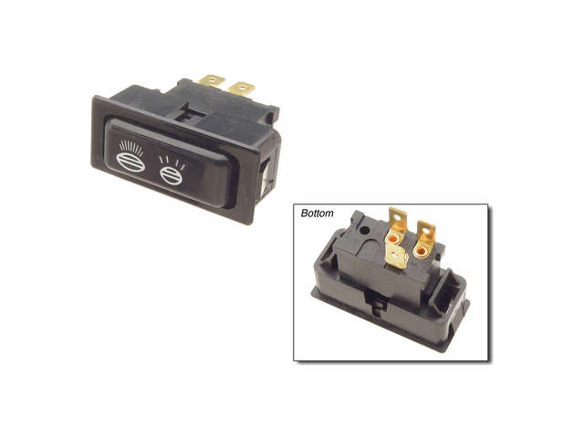 Mazda AC Temperature Switch > Mazda Tribute Headlight Switch