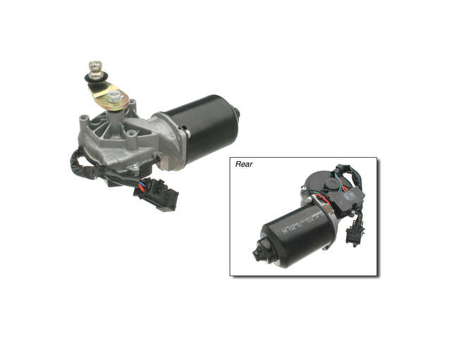 Saab 9-3 Blower Motor > Saab 9-3 Windshield Wiper Motor