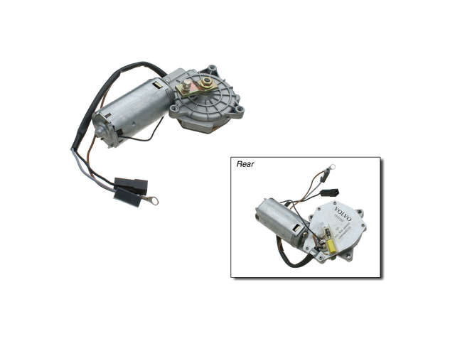 Volvo 240 Window Motor > Volvo 240 Windshield Wiper Motor