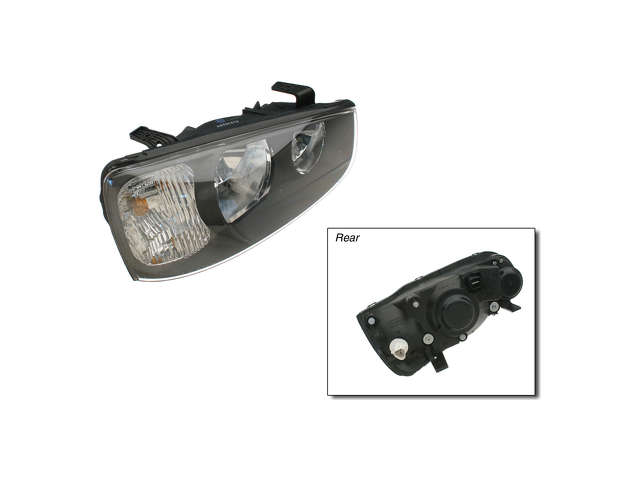 Hyundai Headlight Assembly > Hyundai Elantra Headlight Assembly