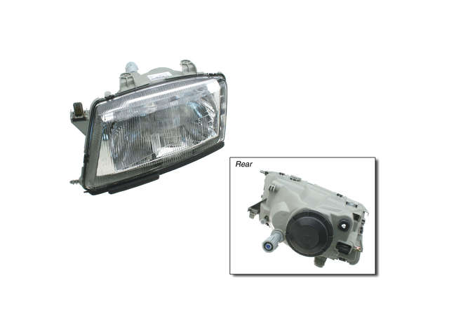 Saab 9-3 Grille Assembly > Saab 9-3 Headlight Assembly