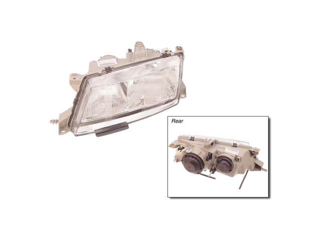 Saab 9-5 Headlight Assembly > Saab 9-5 Headlight Assembly