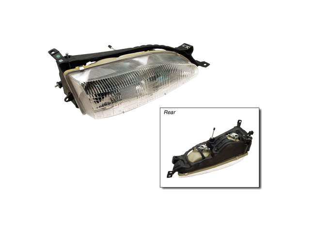 Toyota Camry Headlight Assembly > Toyota Camry Headlight Assembly