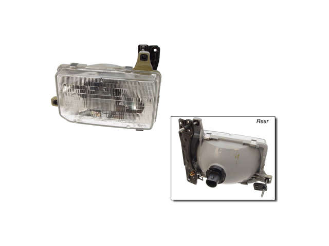 Nissan Pathfinder Headlight Assembly > Nissan Pathfinder Headlight Assembly