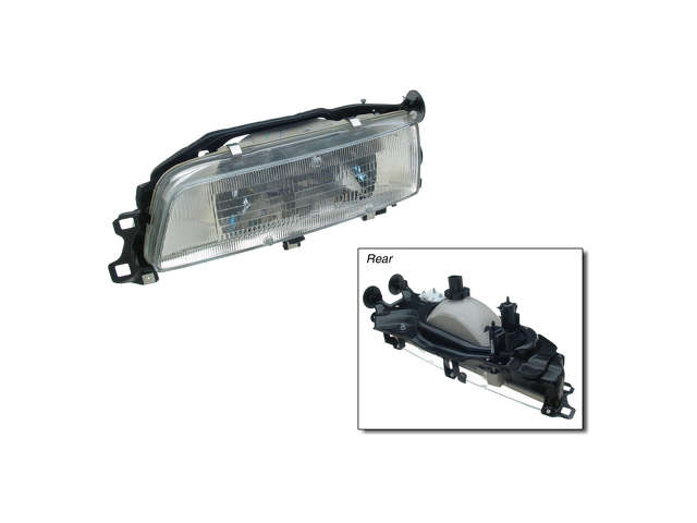 Toyota Auxiliary Fan Assembly > Toyota Camry Headlight Assembly