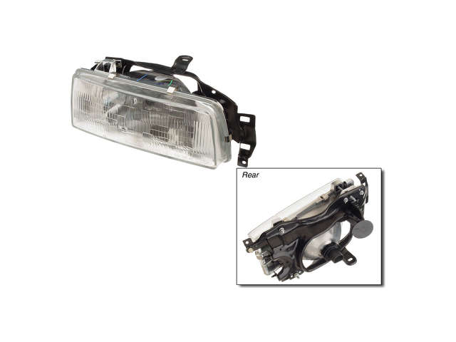 Toyota Auxiliary Fan Assembly > Toyota Corolla Headlight Assembly