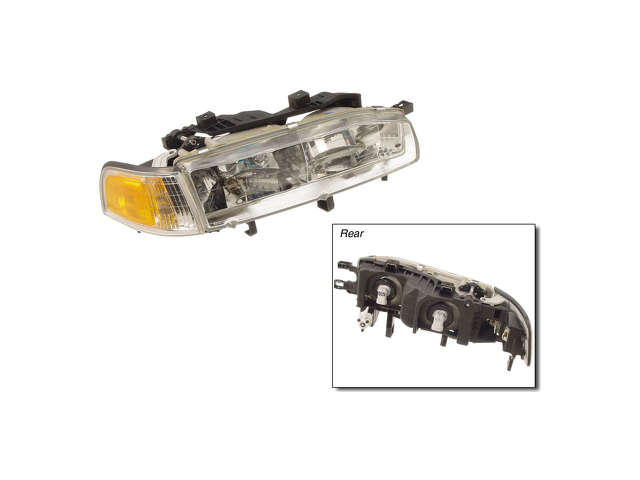 Honda Headlight Assembly > Honda Accord Headlight Assembly