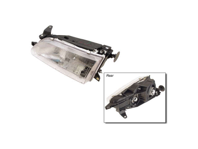 Toyota Corolla Grille Assembly > Toyota Corolla Headlight Assembly