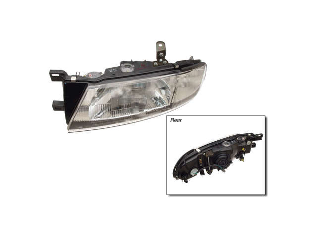 Nissan Altima Grille Assembly > Nissan Altima Headlight Assembly