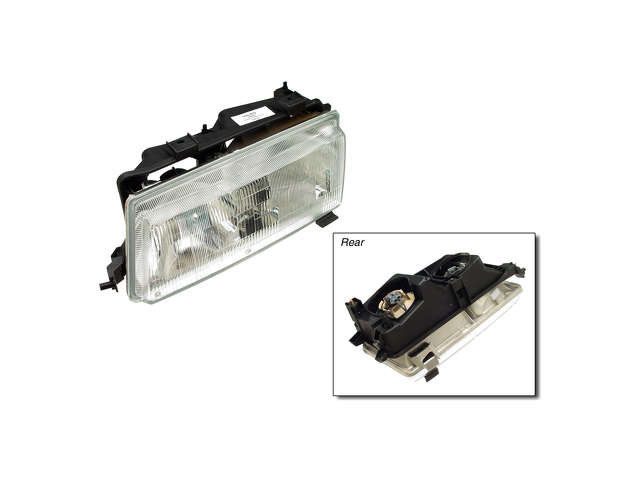 Saab Headlight Assembly > Saab 9000 Headlight Assembly