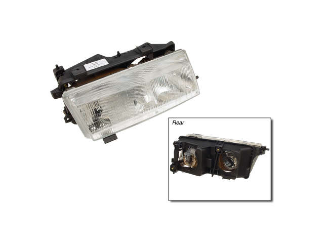 Saab 900 Tail Light Assembly > Saab 9000  Headlight Assembly