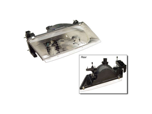 Nissan Headlight Assembly > Nissan 200SX Headlight Assembly