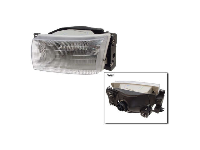 Nissan Quest Grille Assembly > Nissan Quest Headlight Assembly