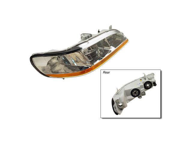 Honda Accord Headlight Assembly > Honda Accord Headlight Assembly