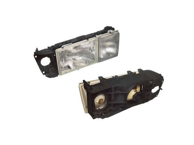 Volvo 760 Headlight Assembly > Volvo 760 Headlight Assembly