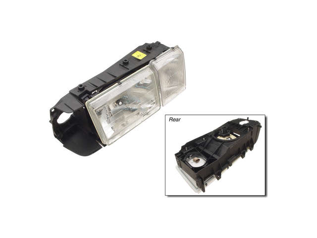 Volvo Auxiliary Fan Assembly > Volvo 940 Headlight Assembly