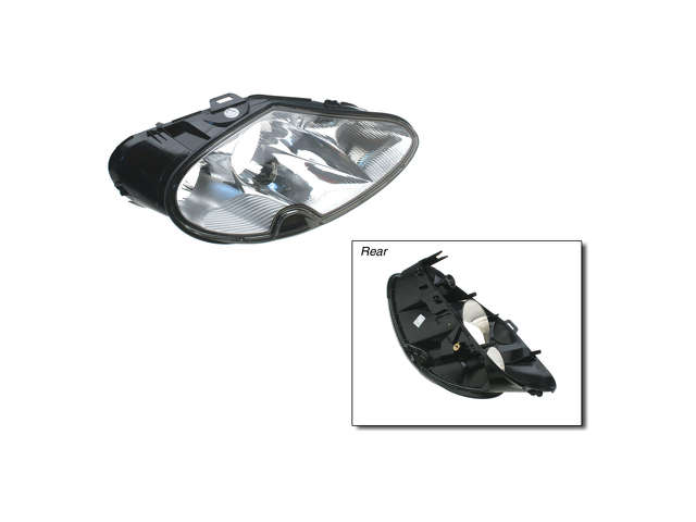 Jaguar Xk8 2002. 2002 Jaguar XK8 Headlight Lens