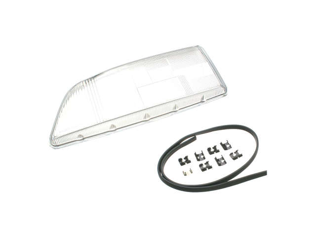Volvo Fog Light Lens > Volvo V70 Headlight Lens