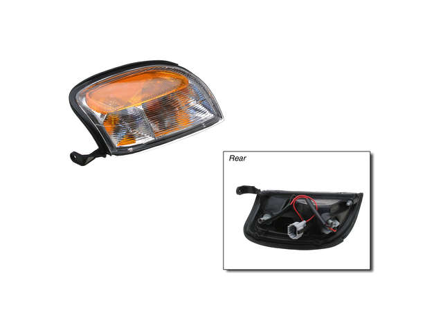 Nissan Frontier Headlight Assembly > Nissan Frontier Turn Signal Assembly