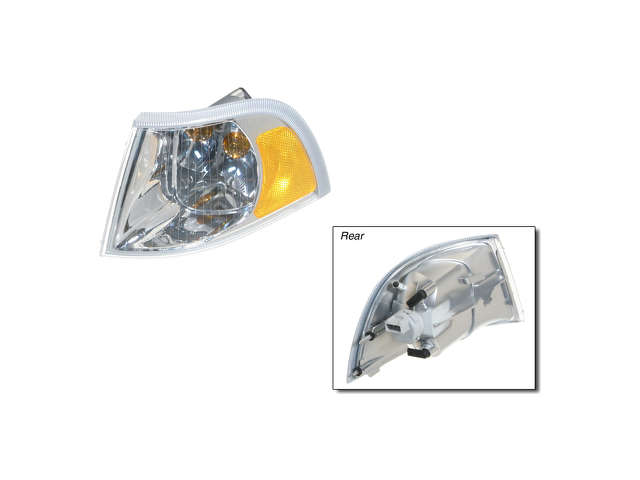 Volvo S40 Tail Light Assembly > Volvo S40 Turn Signal Assembly