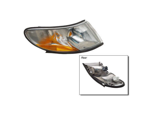 Saab 9-3 Turn Signal > Saab 9-3 Turn Signal Assembly