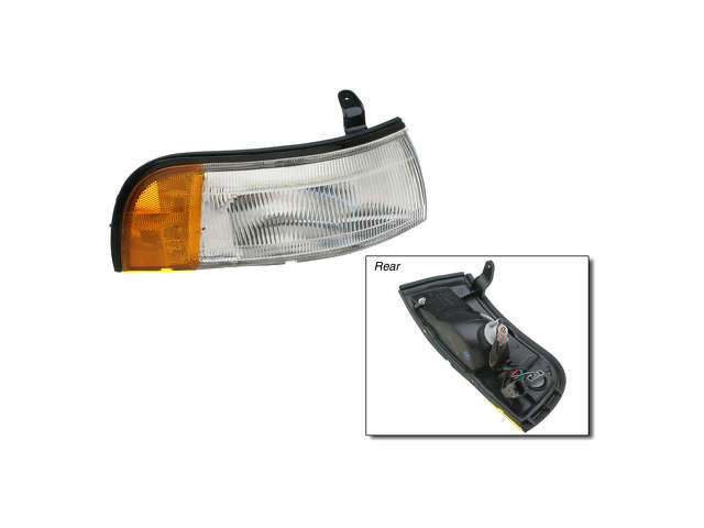 Nissan Maxima Fog Light > Nissan Maxima Park Light Assembly