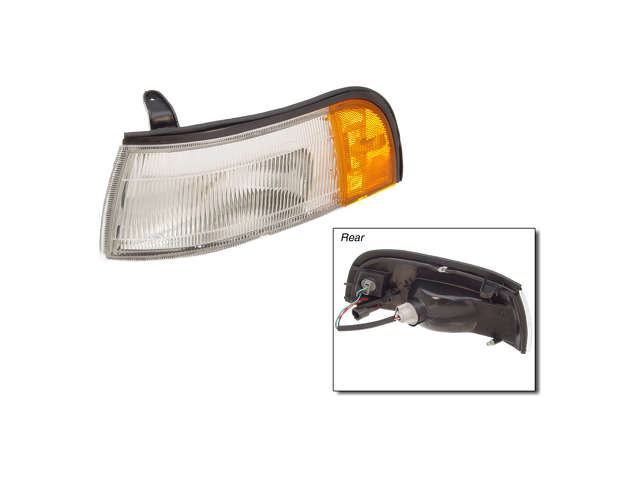 Nissan Maxima Tail Light Assembly > Nissan Maxima Park Light Assembly