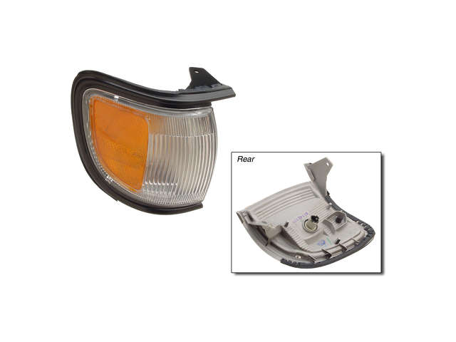 Nissan Pathfinder Tail Light > Nissan Pathfinder Park Light Assembly
