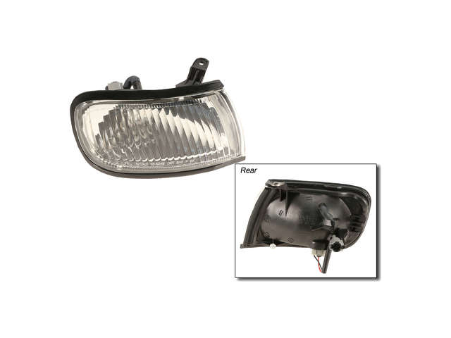 Nissan Maxima Grille Assembly > Nissan Maxima Park Light Assembly