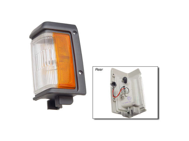 Nissan Tail Light > Nissan Pathfinder Park Light Assembly