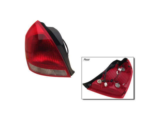 Hyundai Elantra Tail Light Assembly > Hyundai Elantra Tail Light Assembly