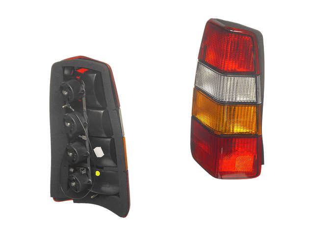 Volvo Tail Light Assembly > Volvo 240 Tail Light Assembly