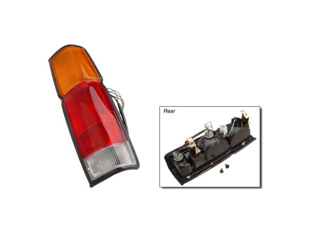 Nissan Tail Light > Nissan Hardbody Tail Light Assembly