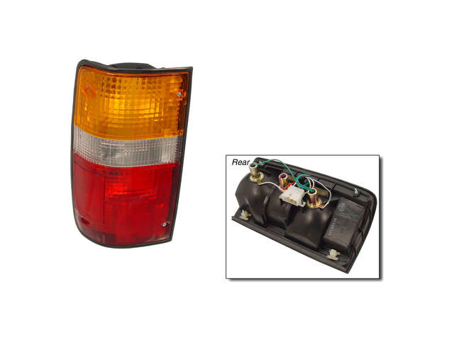 Toyota Tail Light Assembly > Toyota Pickup Tail Light Assembly