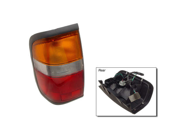 Nissan Pathfinder Tail Light Assembly > Nissan Pathfinder Tail Light Assembly