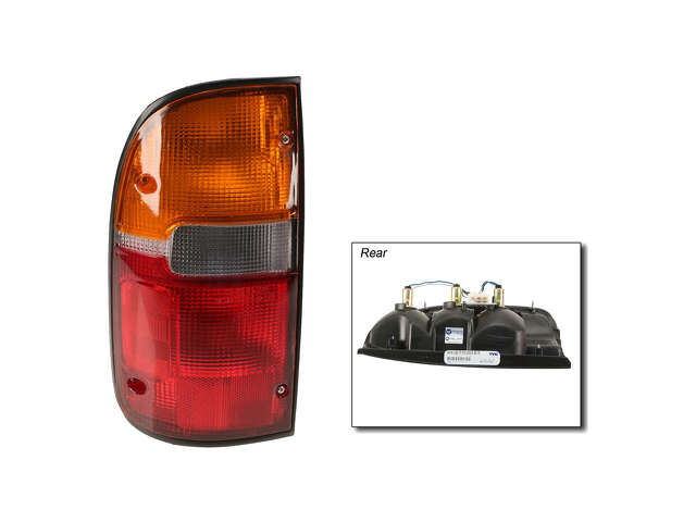 Toyota Tacoma Tail Light > Toyota Tacoma Tail Light Assembly